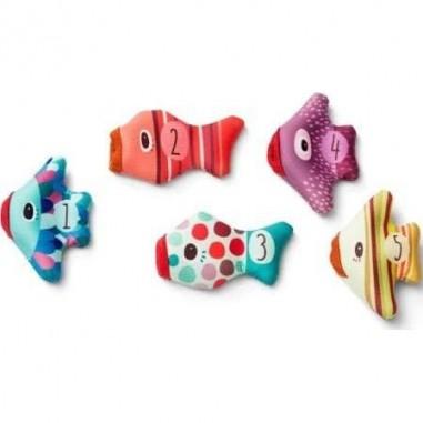 Marionnettes de bain poissons - Lilliputiens
