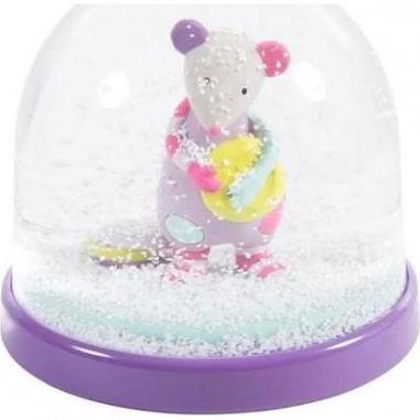 Boule à neige Les jolis pas beaux -...