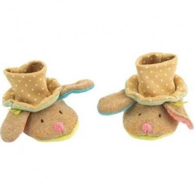 Chaussons chien Les Tartempois - Moulin Roty