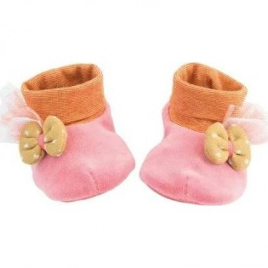 Chaussons Rose Les Tartempois -...