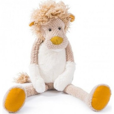 Peluche Grand Lion Les Baba Bou - Moulin Roty