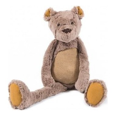 Grande Peluche Ours Les Baba Bou - Moulin Roty