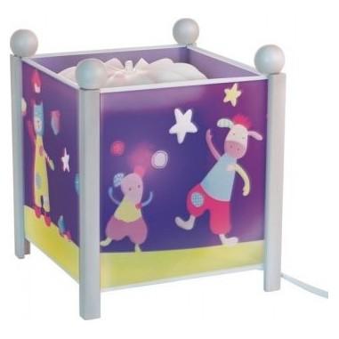 Lanterne magique Les Jolis pas Beaux...