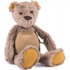 Peluche Petit Ours Les Baba Bou - Moulin Roty
