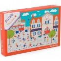 """Puzzle pour enfants 150 Pièces """"A La Récré"""" - Moulin Roty"""