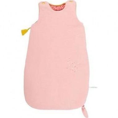 Sac de couchage rose 70 cm Les Jolis...