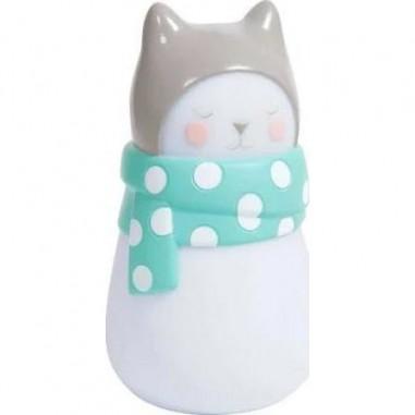 Veilleuse chat Les Petits dodos -...