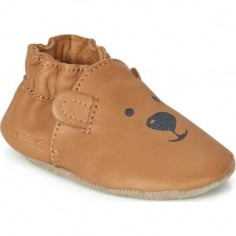 Chaussons souples Sweety Bear Camel - Robeez