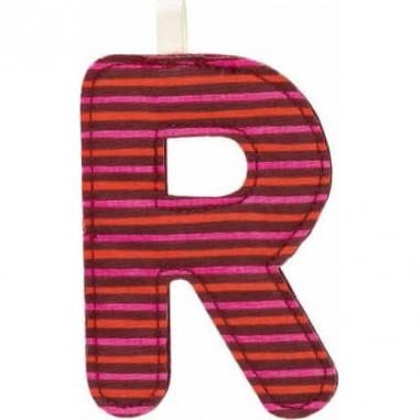 Lettre En Tissu - R - Lilliputiens