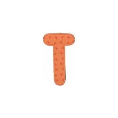 T lettre en tissu - Lilliputiens