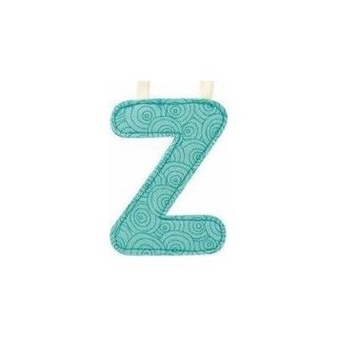 Lettre en tissu - Z - Lilliputiens