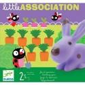"""Jeu Des Tout Petits """"Little Association"""" - Djeco"""