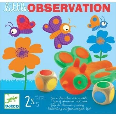 """Jeu Des Tout Petits """"Little Observation"""" - Djeco"""