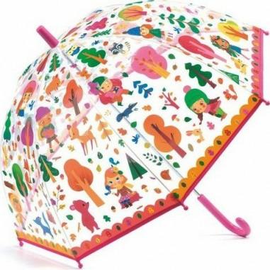 Parapluie pour enfant Forêt - Djeco