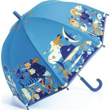 Parapluie pour enfants Monde Marin - Djeco