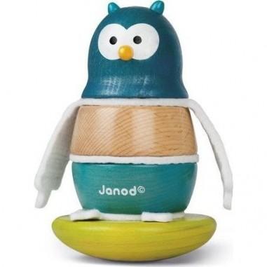 Culbuto Pingouin Zigolos - Janod