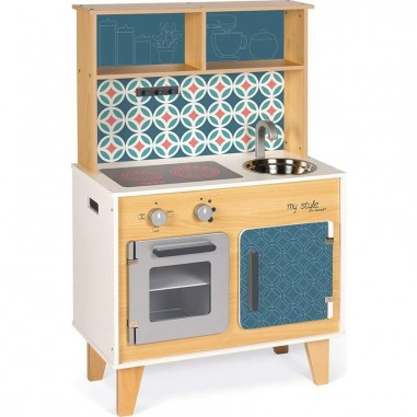 Grande Cuisine en bois Personnalisable My Style - Janod