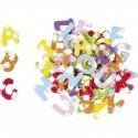 """Mallette de 52 Lettres magnétiques """"Splash"""" - Janod"""