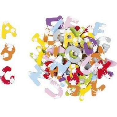 Mallette de 52 Lettres magnétiques...
