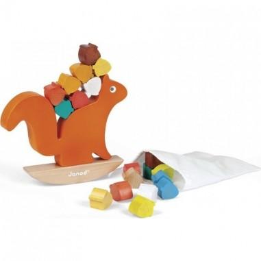"""Jeu d'équilibre en bois """"Nutty..."""