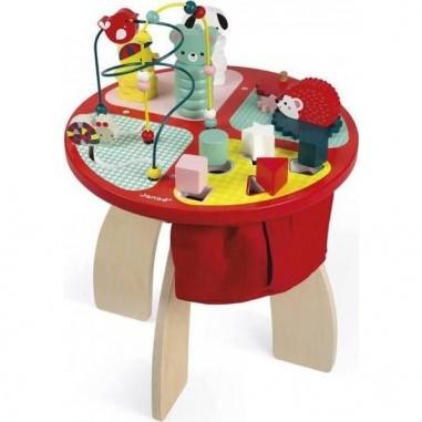 Table D'Activité en bois Baby Forest...