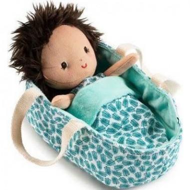 Poupée en tissu bébé Ari - Lilliputiens