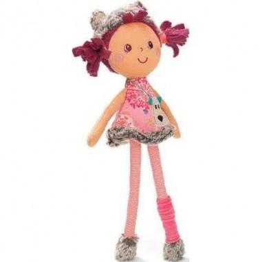 """Petite poupée en tissu """"Césaria"""" - Lilliputiens"""