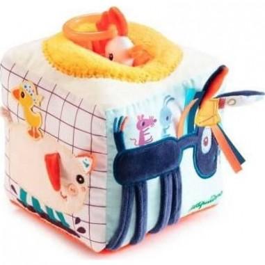 Cube Sonore d'activité Thème de la ferme - Lilliputiens