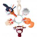 Trousseau de clés Sensoriel - La Ferme - Lilliputiens