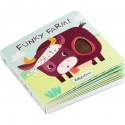 """Livre Tactile et Sonore Ferme """"Funky Farm"""" - Lilliputiens"""