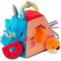 Cube d'activités bébé Marius Pyramide - Lilliputiens