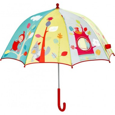 Parapluie pour enfants Nicolas le loup - Lilliputiens