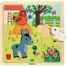 Puzzle en Bois Farm - Djeco