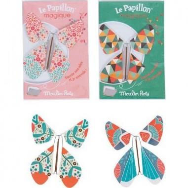 Papillons Magiques Les Petites...