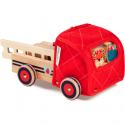 Camion de pompier en bois Marius - Lilliputiens