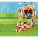 """Coffret de jeu en bois """"Circus Story"""" - Janod"""