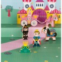 """Coffret de jeu en bois """"Princesses Story"""" - Janod"""