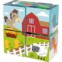 4 Cubes de Bain - Janod