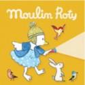 Boite de 3 disques pour lampe à histoires - La Grande Famille - Moulin Roty