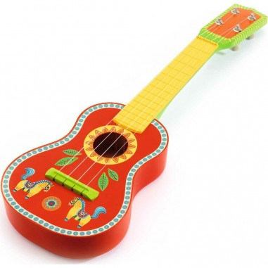 Guitare Ukulele Animambo - Djeco