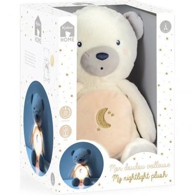 Mon Doudou veilleuse bébé Ours - Kaloo