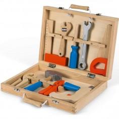 Boite à outils en bois...