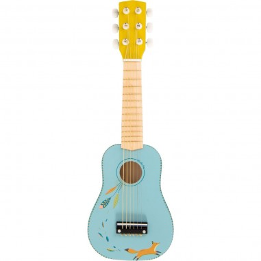 """Guitare """"Le Voyage d'Olga"""" - Moulin Roty"""
