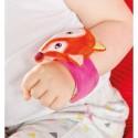 """Hochet bracelet pour bébé """"Alice"""" - Lilliputiens"""