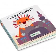 """Livre tactile et sonore """"Crazy Crunch"""" - Lilliputiens"""