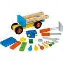 Camion De Bricolage Brico Kids - Janod