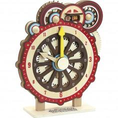 "Horloge d'apprentissage ""Machinalirleur"" - Vilac"