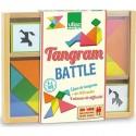 Tangram maternelle Battle - Vilac