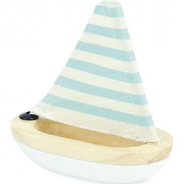 Petit voilier en bois pour le bain - Vilac
