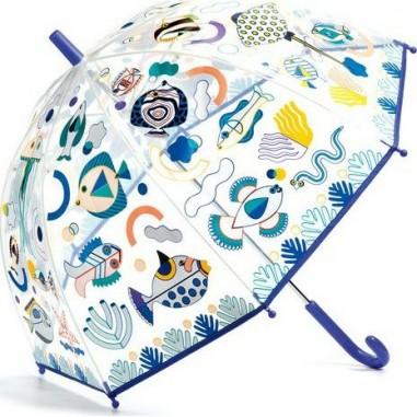 """Parapluie magique """"Poissons"""" - Djeco"""
